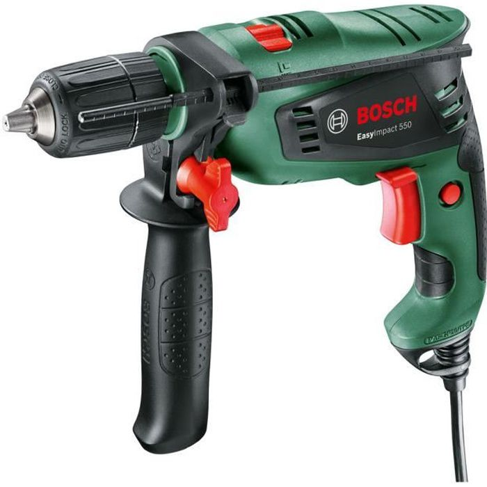 BOSCH Perceuse à percussion EasyImpact 550