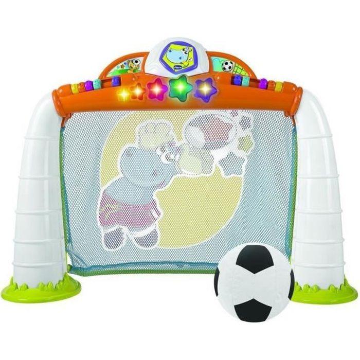 MINI-CAGE DE FOOTBALL CHICCO But de foot premier âge Goal League But Ele