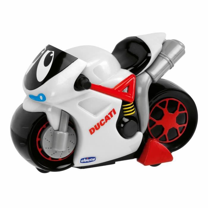 CHICCO Turbo Touch Ducati Blanche - Achat   Vente voiture - camion ... 65ce08a9bd39