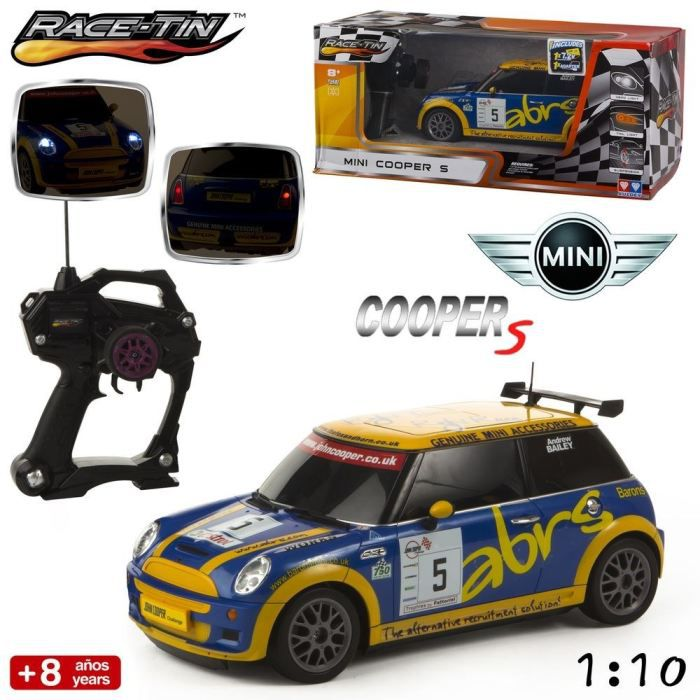 mini cooper s rc1 10 achat vente voiture camion cdiscount. Black Bedroom Furniture Sets. Home Design Ideas