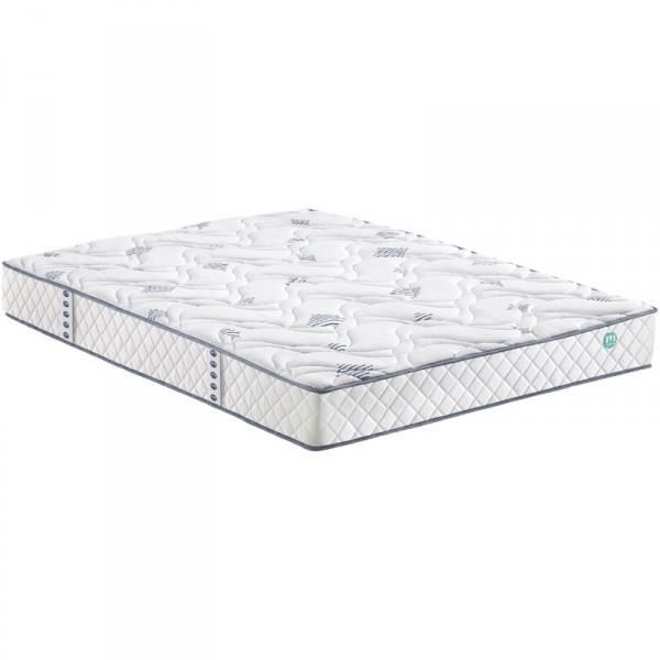 merinos matelas stuny 140x190 cm ressorts tr s ferme 580 ressorts ensach s 2 personnes. Black Bedroom Furniture Sets. Home Design Ideas