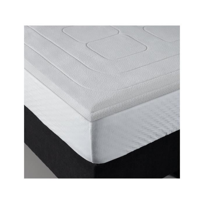 bultex surmatelas 140x200 m m achat vente sur matelas. Black Bedroom Furniture Sets. Home Design Ideas