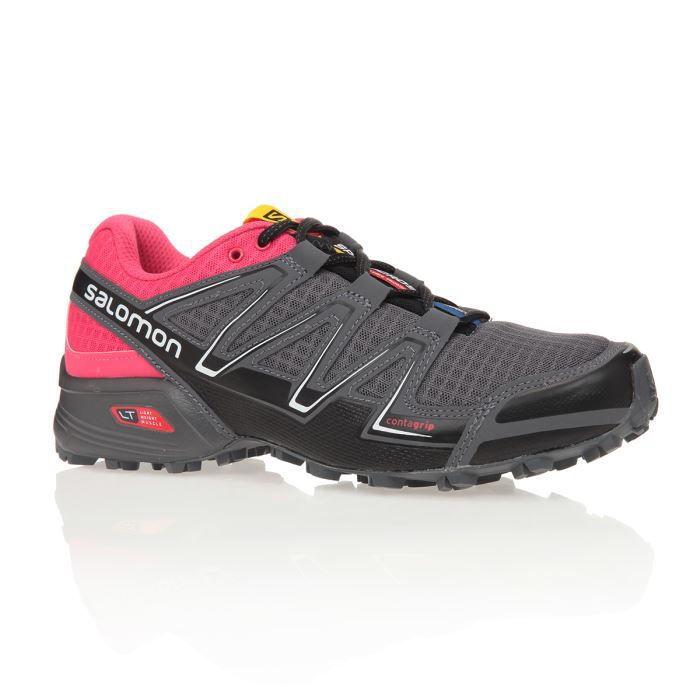 De Trail Running Baskets Chaussures Salomon Vario Speedcross Femme 8xFEtBw
