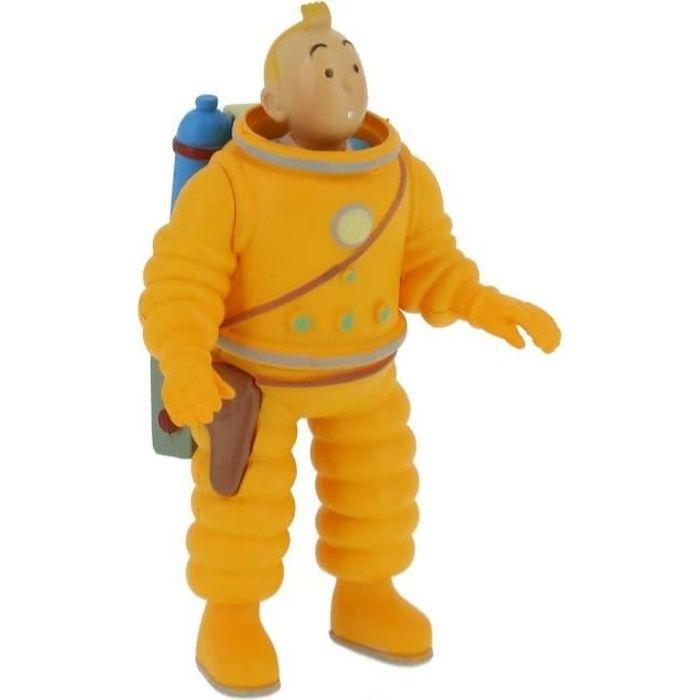 Figurine de collection Articulée Les Aventures de Tintin et Milou 18,5CM NEUVE