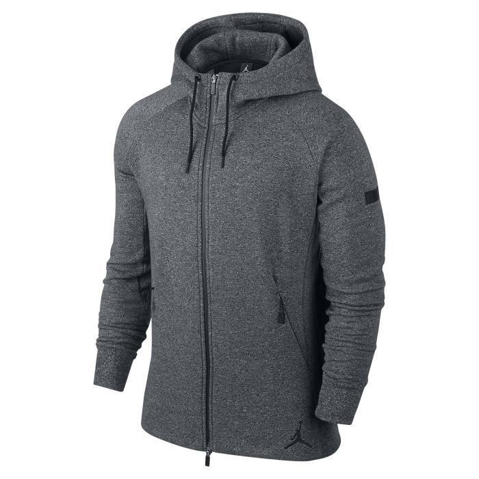 Nike Veste Nike Icon Fleece gris, homme homme Gris Achat