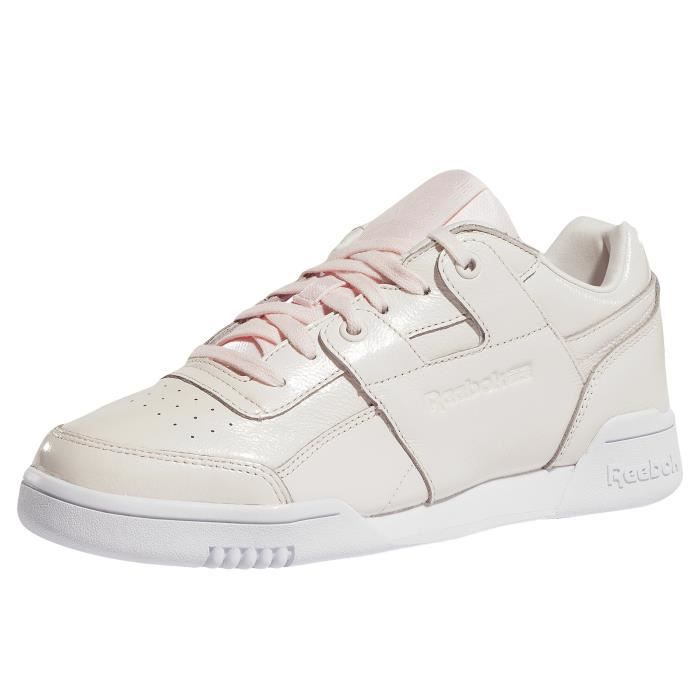 Reebok Femme Chaussures // Baskets Workout Lo Plus OUOrIyWNU