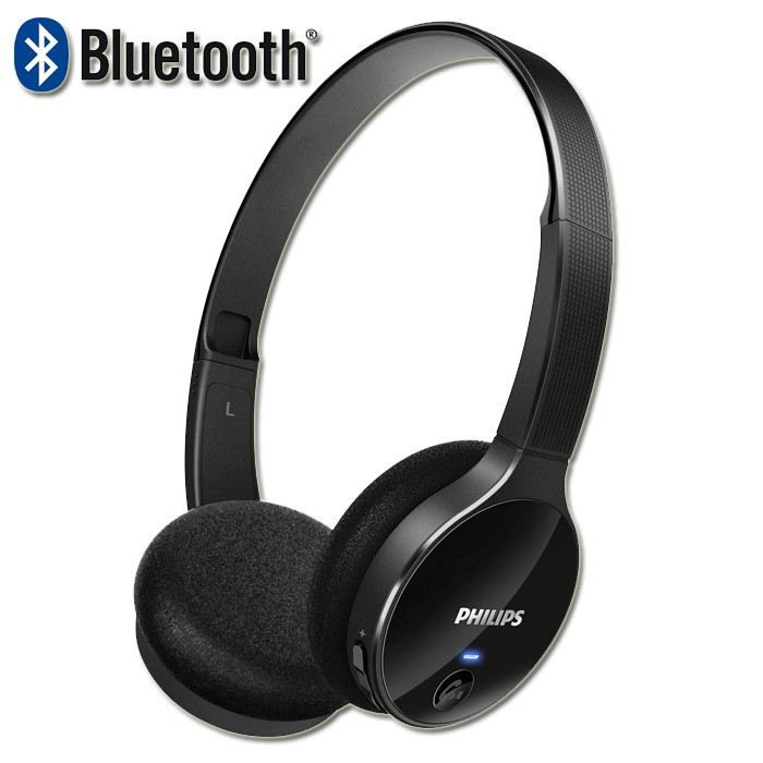 casques bluetooth philips achat vente pas cher cdiscount. Black Bedroom Furniture Sets. Home Design Ideas
