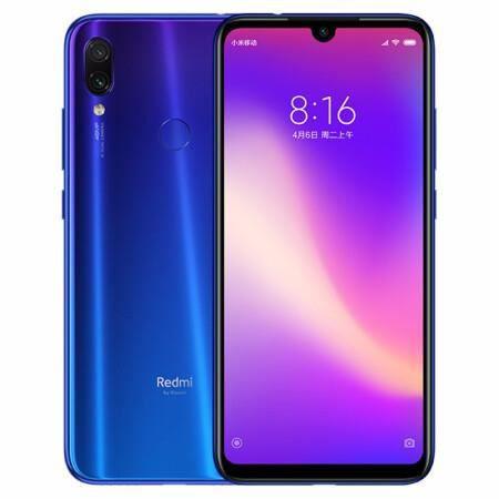 SMARTPHONE Xiaomi Redmi Note 7 Pro 6Go 128 Go Bleu