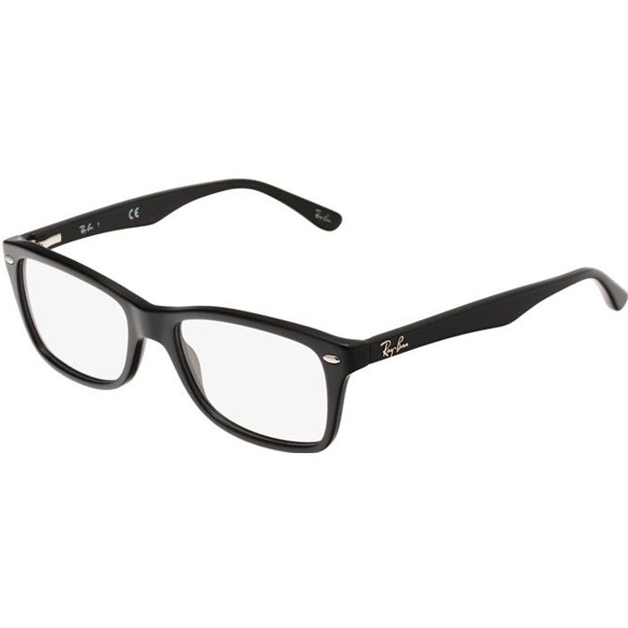 montures ray ban vue homme