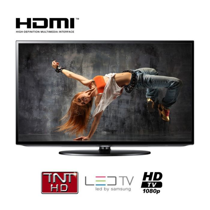 samsung ue40eh5000 tv led full hd 101cm 40 achat. Black Bedroom Furniture Sets. Home Design Ideas