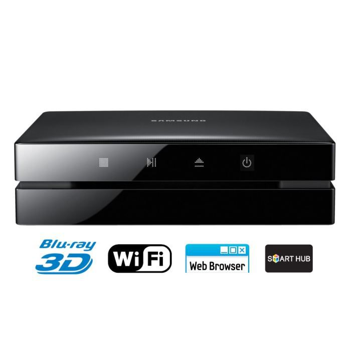 samsung bd es6000 lecteur blu ray 3d lecteur blu ray prix pas cher cdiscount. Black Bedroom Furniture Sets. Home Design Ideas