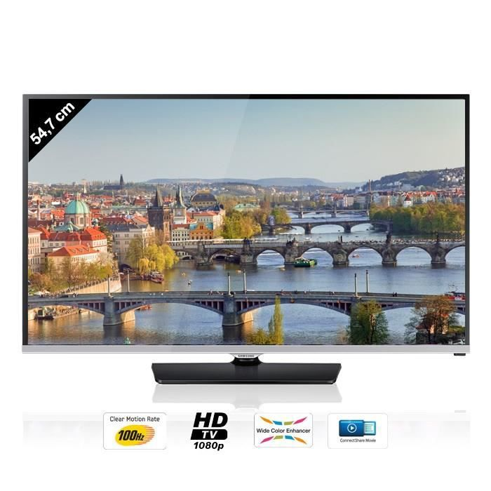 samsung ue22h5000 tv led full hd 54 7 cm achat vente. Black Bedroom Furniture Sets. Home Design Ideas