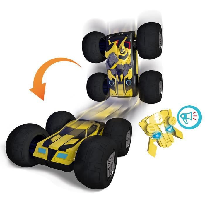 transformers voiture t l command 1 16 bumblebee achat vente voiture camion cdiscount. Black Bedroom Furniture Sets. Home Design Ideas