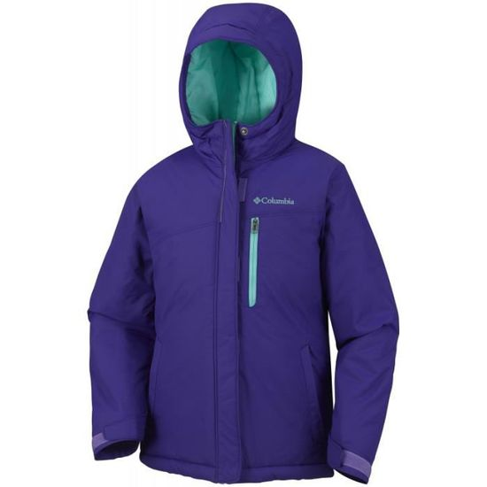 Fall Col Purple Alpine Veste Fille Free Hyper Purpl Avx7wtFHn