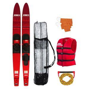 SKI NAUTIQUE - CORDE JOBE Pack Ski Allegre - 59