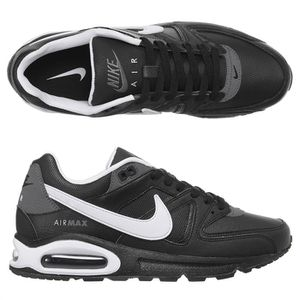 the best attitude hot product on wholesale NIKE Baskets Air Max Command Leather Homme Noir - Achat ...