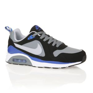 Achat Et Nike Baskets Air Max Bleu Leather NoirGris Trax Homme LqScRj54A3