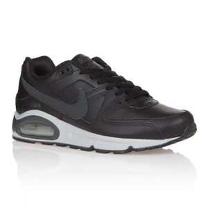 BASKET MULTISPORT NIKE Baskets Air Max Command Ltr - Homme - Noir