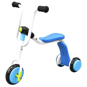 STAMP Trottinette / Draisienne 2 en 1 Turn & Roll 2 In 1 Bleu