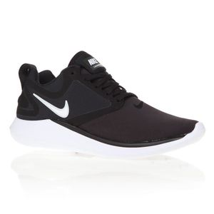 factory authentic 77734 ed506 ... cheapest basket nike chaussures lunarsolo femme noir et blanc fe308  aa279