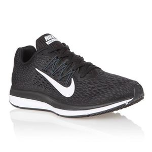 new product 239e9 60d13 CHAUSSURES DE RUNNING NIKE Baskets Air Zoom Winflo 5 - Homme - Noir et b