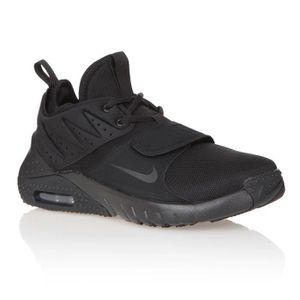 half off 6ab7a 93f79 CHAUSSURES DE RUNNING NIKE Baskets Air Trainer - Homme - Noir