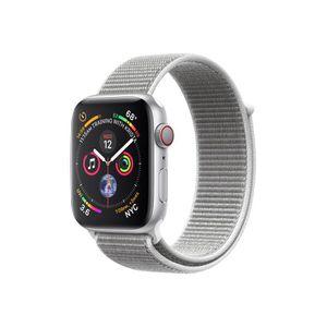 MONTRE CONNECTÉE Apple Watch Series 4 (GPS + Cellular) 40 mm alumin