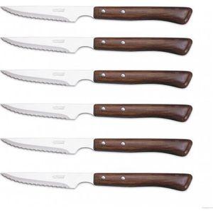 MIU COLOR Couteaux de Table en Acier Inoxydable Couteaux à Steak 8 Pièces de
