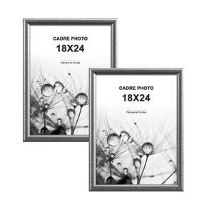 cadre photo 18x24 achat vente cadre photo 18x24 pas cher cdiscount. Black Bedroom Furniture Sets. Home Design Ideas
