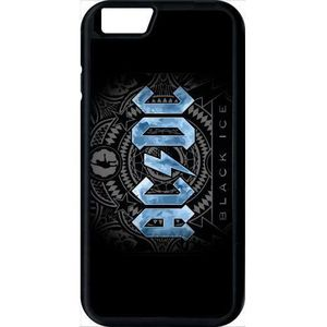 coque apple iphone 6 acdc black