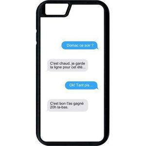 coque iphone 6 message