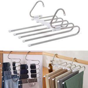 Hanger Cintre en Plastique Coupe-Vent antid/érapant antid/érapant Cintre Multifonctionnel Adulte 10 pi/èces-10 pi/èces en Gris