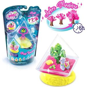 JEU DE SCULPTURE CANAL TOYS - SO MAGIC DIY - Mini Glitterarium Kit