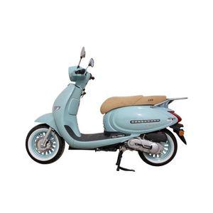 SCOOTER EUROCKA Scooter cka cappucino 50cc 4t bleu