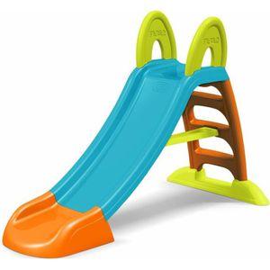 TOBOGGAN Toboggan Slide Plus à eau - plastique anti-UV - FE