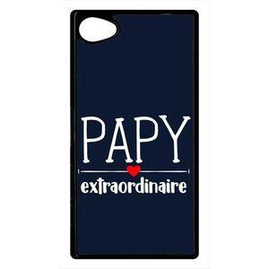 SMARTPHONE Coque pour smartphone - Plastique - Noir Sony Xper