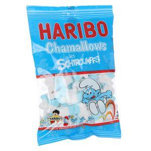GUIMAUVE HARIBO Schtroumpfs Chamallows 175g