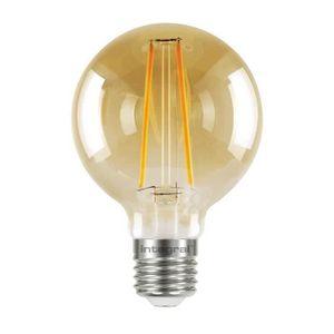 AMPOULE - LED INTEGRAL LED Ampoule décorative G80 E27 2,5 W équi
