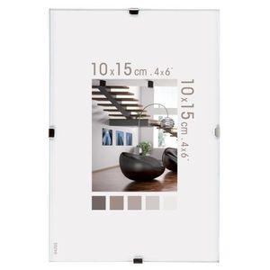 CADRE PHOTO IMAGINE Sous verre - 10,5x15