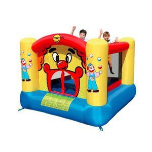 AIRE DE JEUX GONFLABLE HAPPY HOP Aire De Jeux Gonflables Clowns - 225 x 2