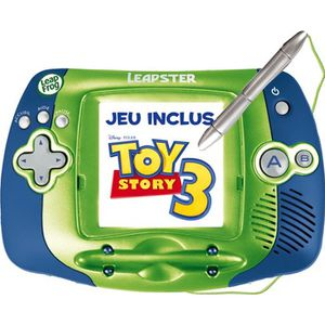 CONSOLE ÉDUCATIVE Console Leapster Toy Story 3