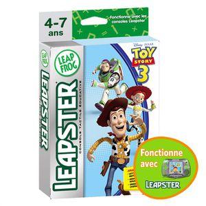 JEU CONSOLE ÉDUCATIVE Leapster jeu Toy Story 3