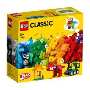 ASSEMBLAGE CONSTRUCTION LEGO® Classic 11001 - Des briques et des idées