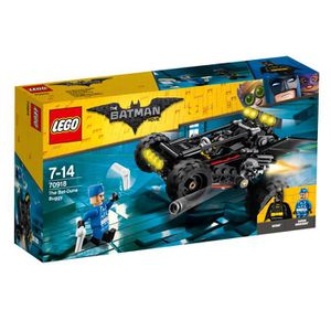 ASSEMBLAGE CONSTRUCTION LEGO® 70918 The Batman Movie TM : Le Bat-Buggy ail