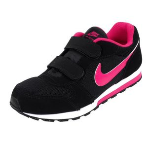 CHAUSSURES MULTISPORT NIKE Baskets basses MD Runner - Enfant fille - Noi