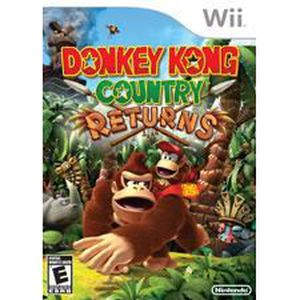 JEUX WII Donkey Kong Country Returns / Game