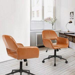 CHAISE DE BUREAU Fauteuil de bureau-Chaise de bureau Hauteur Réglab