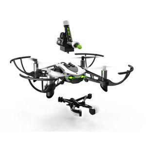 DRONE PARROT Drone Mambo avec accessoires (combat avec l