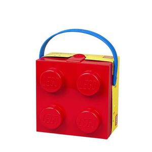 LUNCH BOX - BENTO  Lego Lunch Box Rouge