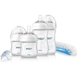 COFFRET BIBERONS PHILIPS AVENT SCD290/01 Lot de 4 biberons Natural